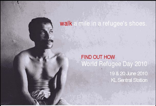 World Refugee Day 2010